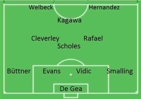Cup West Ham - Man U 050113