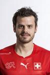 Schweizer Fussball Nationalmannschaft.Tranquillo Barnetta
