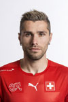 Schweizer Fussball Nationalmannschaft. Valon Behrami