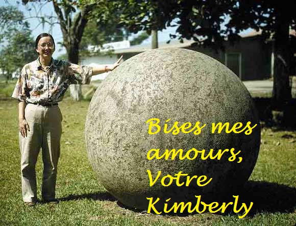 Bises Kimberly