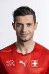 Schweizer Fussball Nationalmannschaft.Blerim Dzemaili