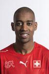Schweizer Fussball Nationalmannschaft.Gelson Fernandes
