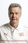 Schweizer Fussball Nationalmannschaft. Othmar Hitzfeld