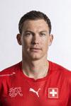 Schweizer Fussball Nationalmannschaft. Stephan Lichtsteiner
