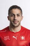 Schweizer Fussball Nationalmannschaft. Ricardo Rodriguez