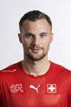 Schweizer Fussball Nationalmannschaft. Haris Seferovic