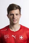 Schweizer Fussball Nationalmannschaft.Valentin Stocker